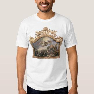 Glorification of Emperor Charles VI Tee Shirt