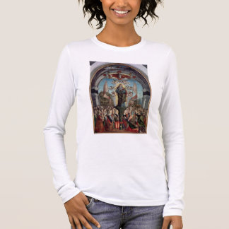 Glorification of St. Ursula and her Companions Long Sleeve T-Shirt