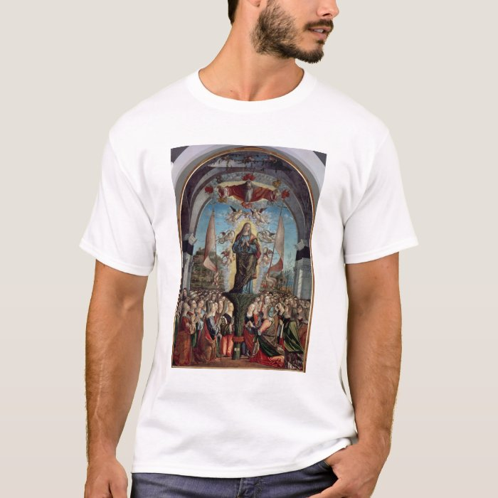 Glorification of St. Ursula and her Companions T-Shirt