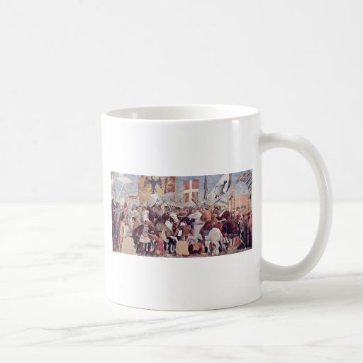 Glorification Of The Holy Cross After His Return Mug