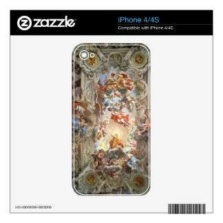 Glorification of the Reign of Pope Urban VIII (156 iPhone 4 Skins