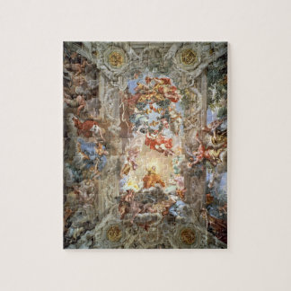 Glorification of the Reign of Pope Urban VIII (156 Jigsaw Puzzle
