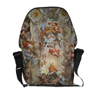 Glorification of the Reign of Pope Urban VIII (156 Messenger Bags