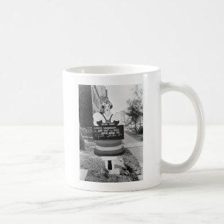 Glorified Hamburgers - 1938 Classic White Coffee Mug