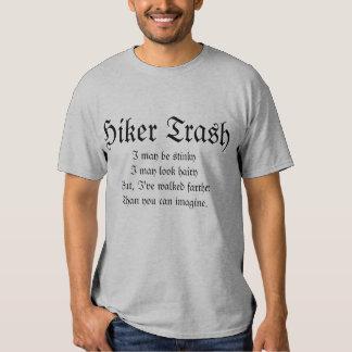 Glorified Hiker Trash Tee Shirt