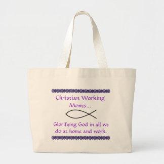 Glorifying God in all we do Celtic Bag