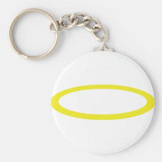 gloriole icon keychain