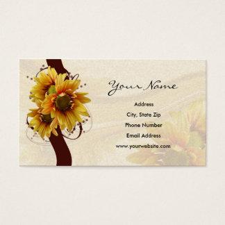 Gloriosa Daisies Business Cards