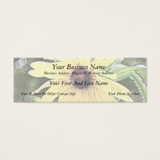 Gloriosa Daisy - Rudbeckia Mini Business Card