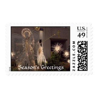 Glorious Angels Postage Stamp
