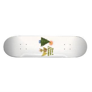 Glorious Christmas Angel Skateboard Deck