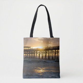 Glorious Cocoa New Year Tote Bag