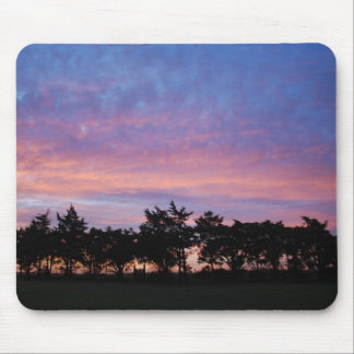 Glorious Country Sunset Mouse Pad