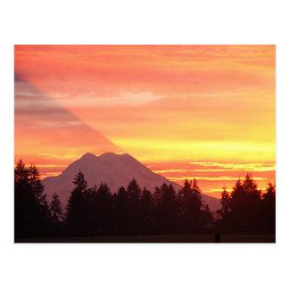Glorious Dawn Postcard