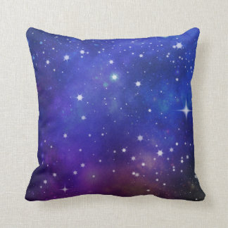 *~* Glorious Dreamy Magical Starry Night Throw Pillow