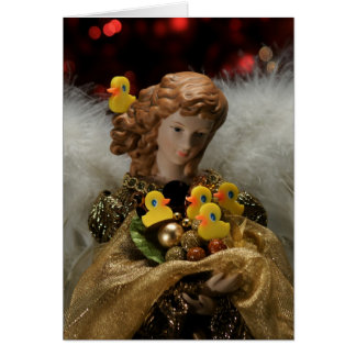 Glorious Ducklings! Card