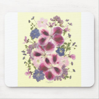Glorious Floral Mouse Pad