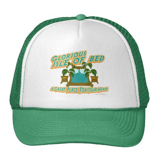 Glorious Isle of Bed Hat