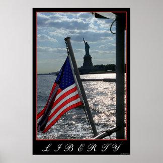 Glorious Liberty Poster