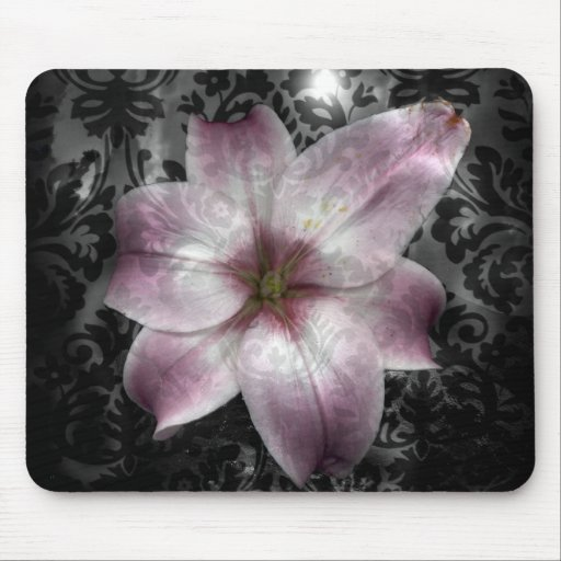 Glorious Mystery (Floral Mousepad)