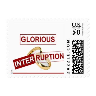 Glorious occasion postage stamps