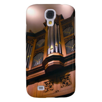 Glorious Organ Galaxy S4 Cover