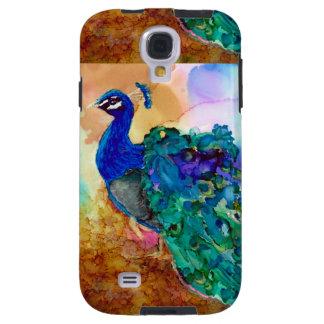 Glorious Peacock Galaxy S4 Case