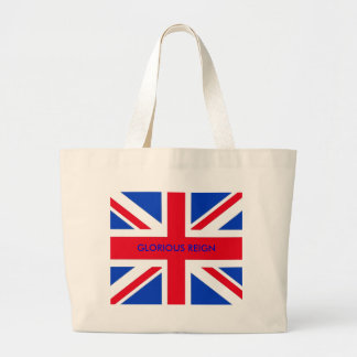 GLORIOUS REIGN CANVAS BAGS