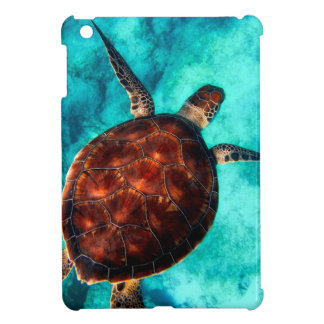 Glorious Sea Turtle iPad Mini Case