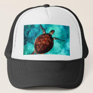 Glorious Sea Turtle Trucker Hat