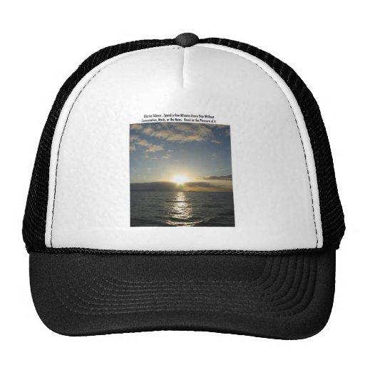 Glorious Silence Hat