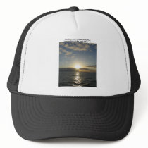 Glorious Silence Trucker Hat