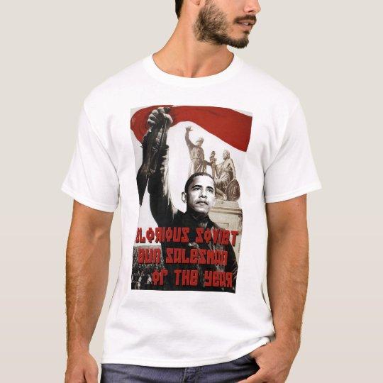 Glorious Soviet Gun Salesman of the Year T-Shirt
