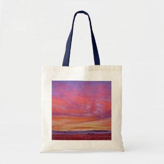 Glorious Sunrise Canvas Tote Bag