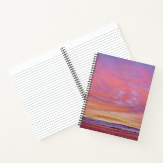 Glorious Sunrise Notebook