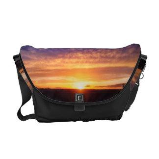 Glorious Sunset Messenger Bag