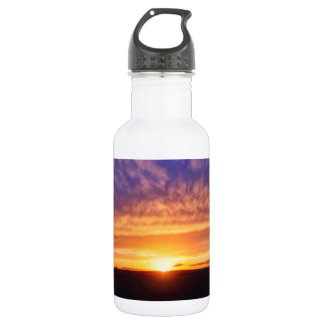 Glorious Sunset Stainless Steel Water Bottle