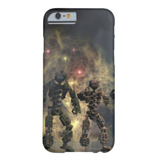 glorious the seven robots funda para iPhone 6 barely there