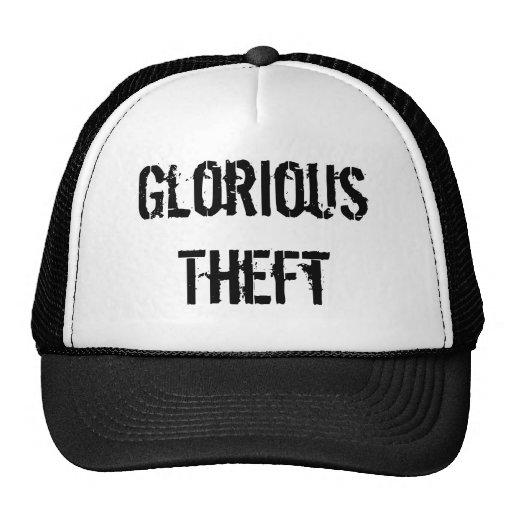 Glorious Theft Trucker Hat