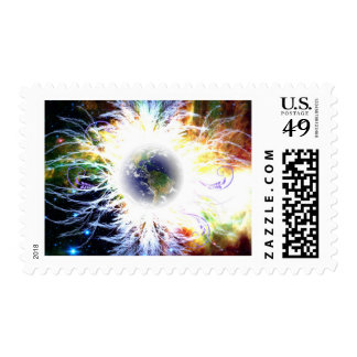 Glorious World Postage Stamps