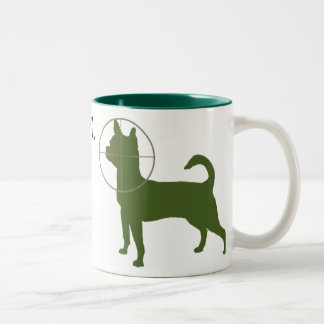 GLORVACHI mug PC green