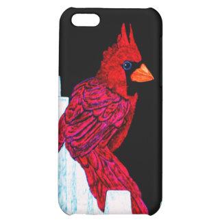 Glory Cardinal iPhone 5C Covers