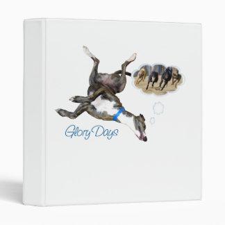 Glory Days Vinyl Binder