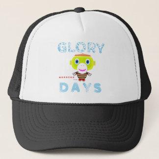 Glory Days-Cute Monkey-Morocko Trucker Hat