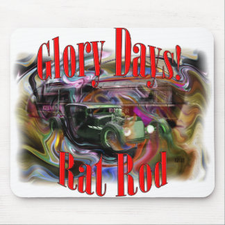 Glory Days Mouse Pad