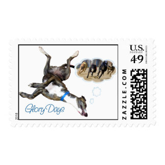 Glory Days Postage Stamps