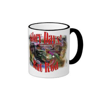 Glory Days Ringer Mug