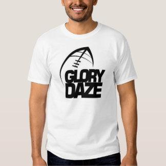 Glory Daze Team Logo (black & white) Shirt