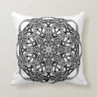 Glory Octa Glyph Pillow