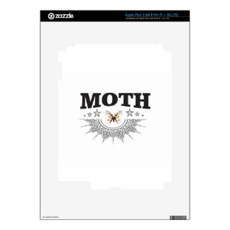 glory of the moth skins for iPad 3